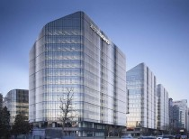 Urban ensemble for the soho china group in beijing completed