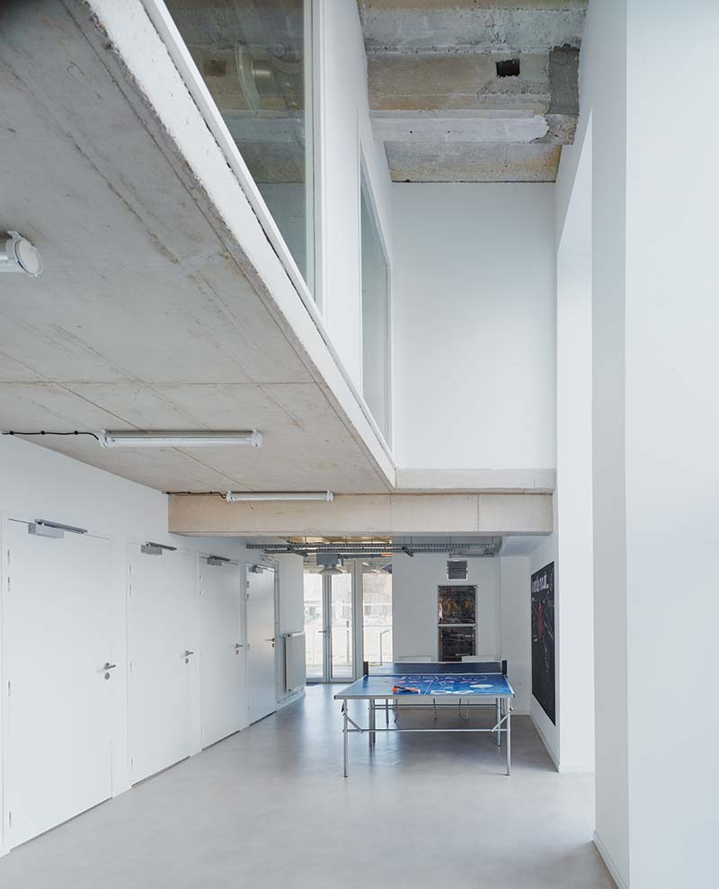 Rehabiliation And Extension Of The Old Mil Rigot / Coldefy & Associés Architectes Urbanistes
