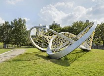 Dynamic relaxation / hg-architecture