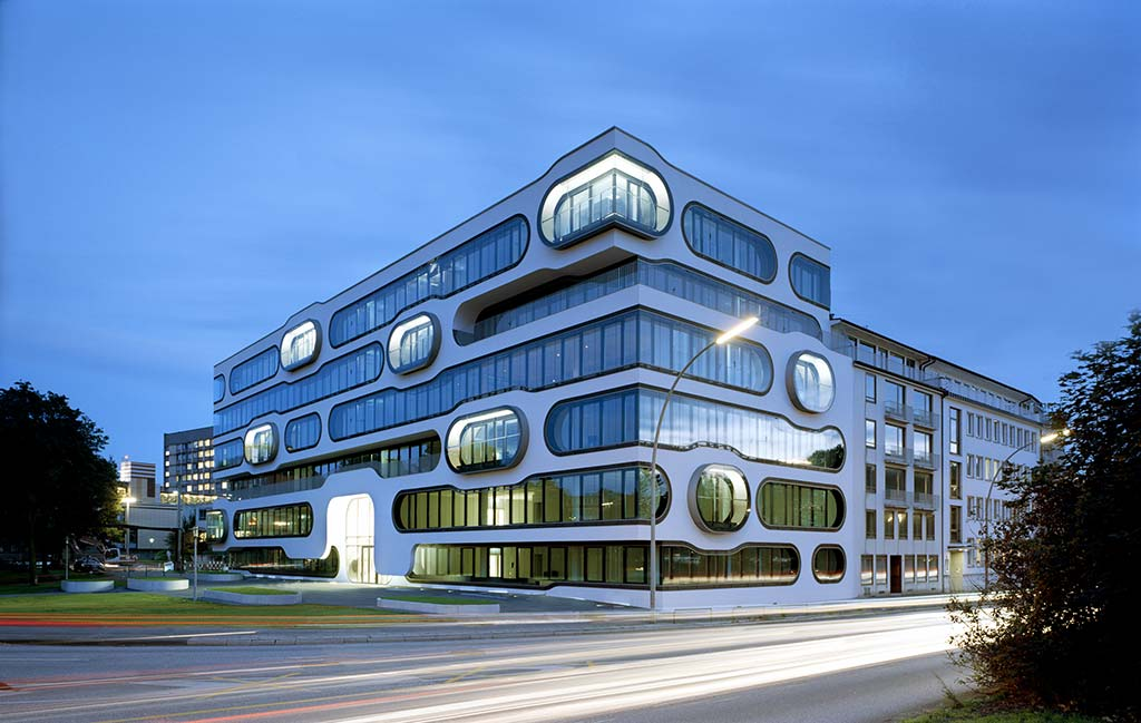 ada 1 office building j mayer h architects architecture lab