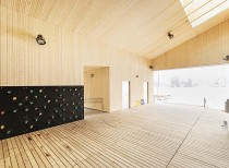 Hiirisuo playground building / AFKS Architects