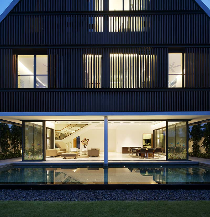 Wind Vault House / Wallflower Architecture + Design