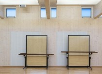 Dance Hall, St Bede's School / Nick Baker Architects