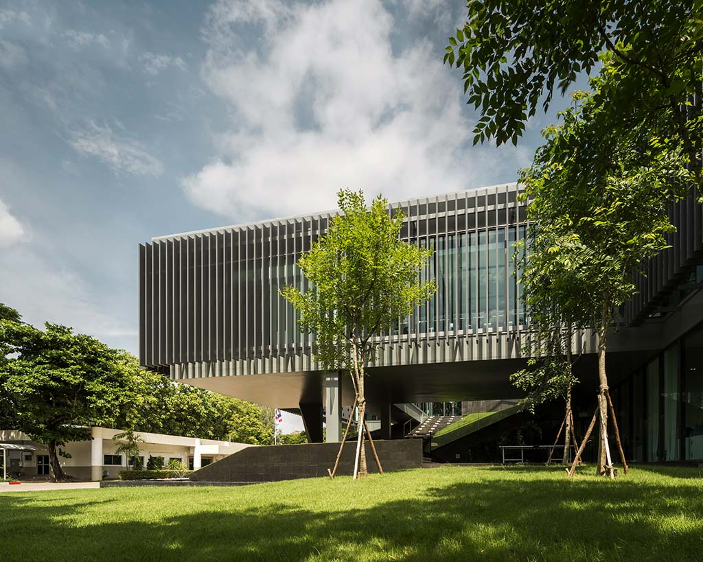 PTTEP-S1 OFFICE / OFFICE AT - Architecture Lab