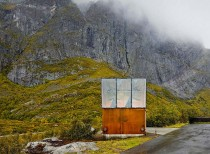 Roadside Rest Room / Manthey Kula ans Architects
