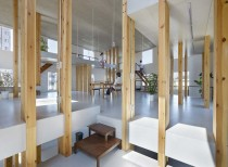 Pillar Grove / Mamiya Shinichi Design Studio