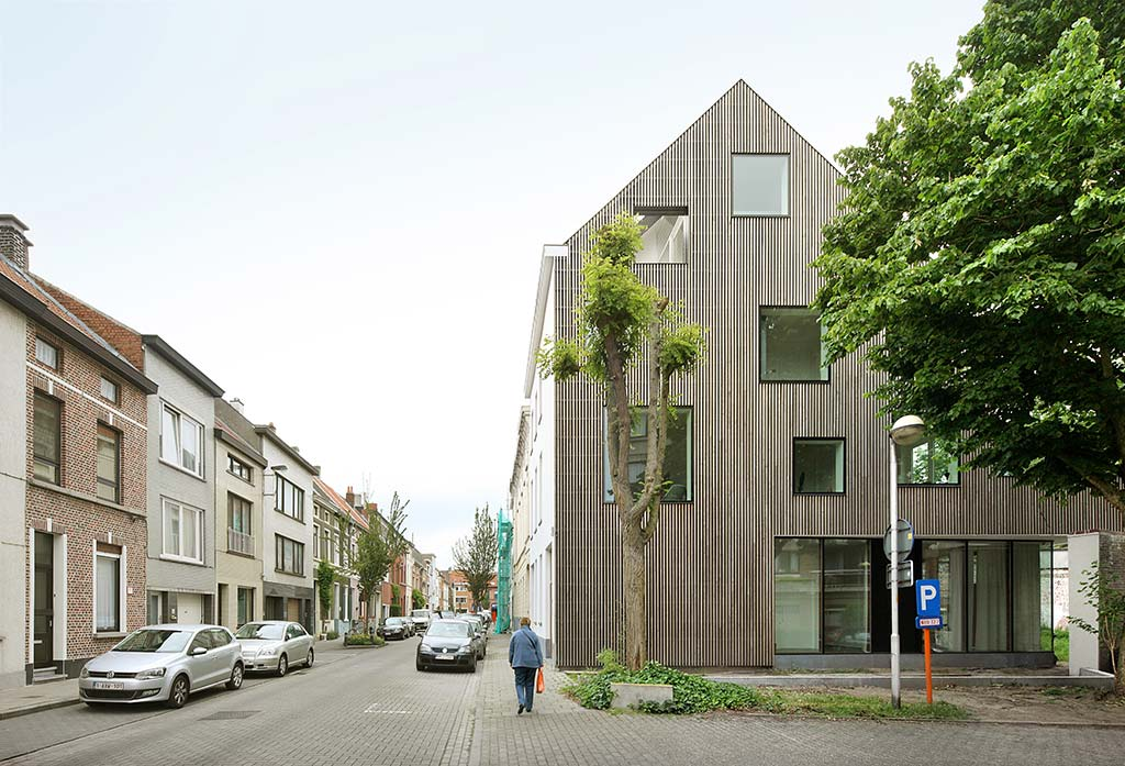 Puinhuis / FELT with 360 architecten