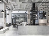 Usine / Richard Lindvall Architects