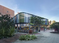 Curtin University - Wesfarmers Court / JCY Architects