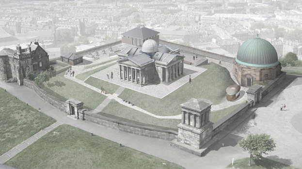 New architects hired to transform Edinburgh's iconic Calton Hill