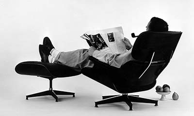 The cosmic space odyssey of Charles and Ray Eames