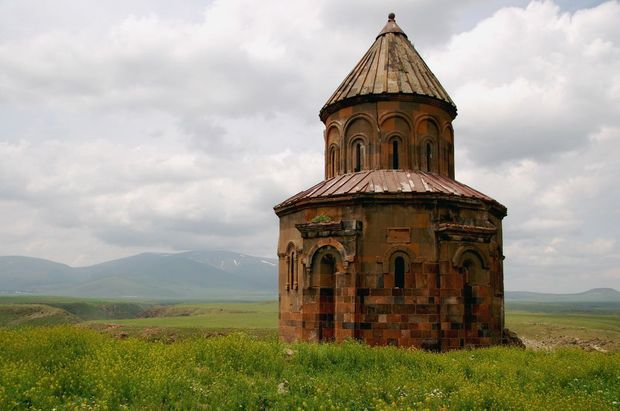 Eastern Turkey's history unfolds in its architecture, beauty