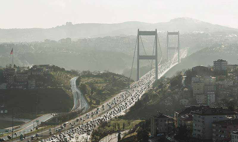 Will Istanbul's new underwater highway just add traffic to a gridlocked city?