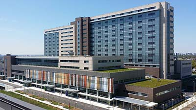 Ontario's Humber River Hospital showcases sustainability, incorporates a planted roof