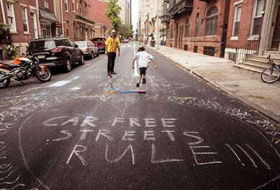 Changing Skyline: Why Open Streets is not the apocalypse