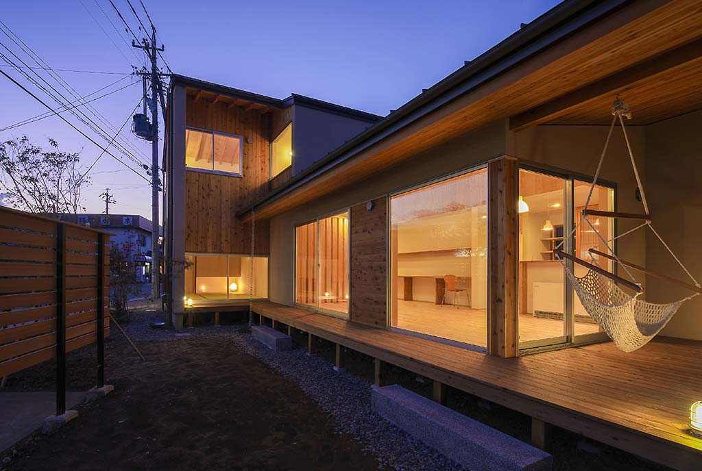 House Matsumoto Sasaga / MTK architects