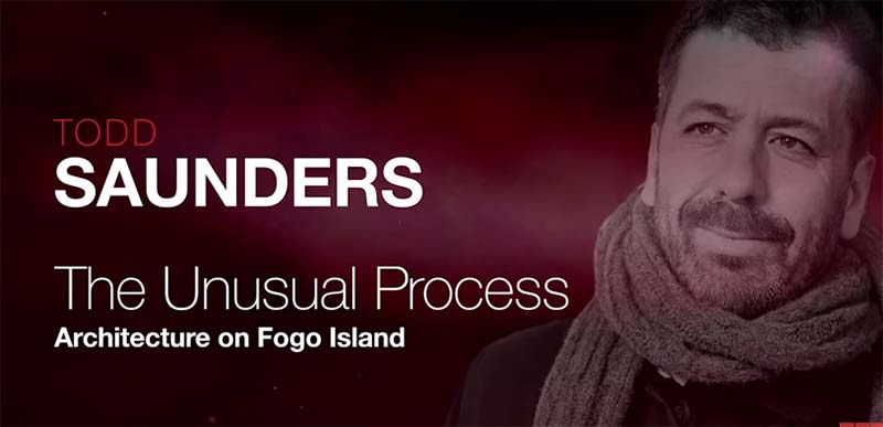 Todd Saunders: The Unusual Process