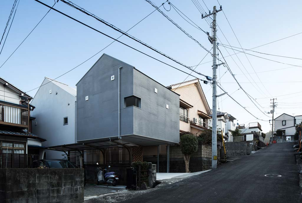 Twin House / y+M design office