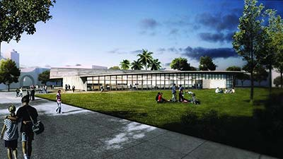 University of Miami breaks ground on School of Architecture building