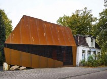 Steel Screen / möhn bouman architects