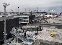 The expansion of Pier C in Copenhagen Airport is now completed