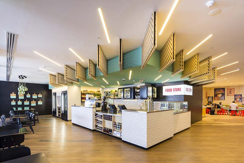 Local Food Store / Zwei Interiors Architecture