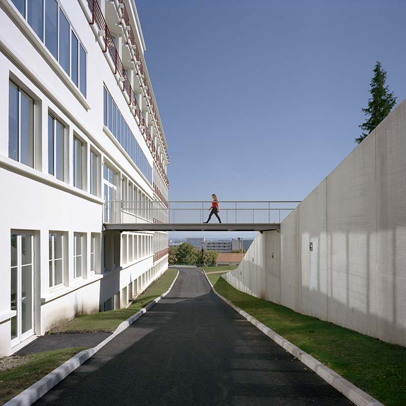 Clermont-Ferrand School of Architecture / du Besset-Lyon