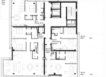 Living Levels / Sergei Tchoban Architekt BDA