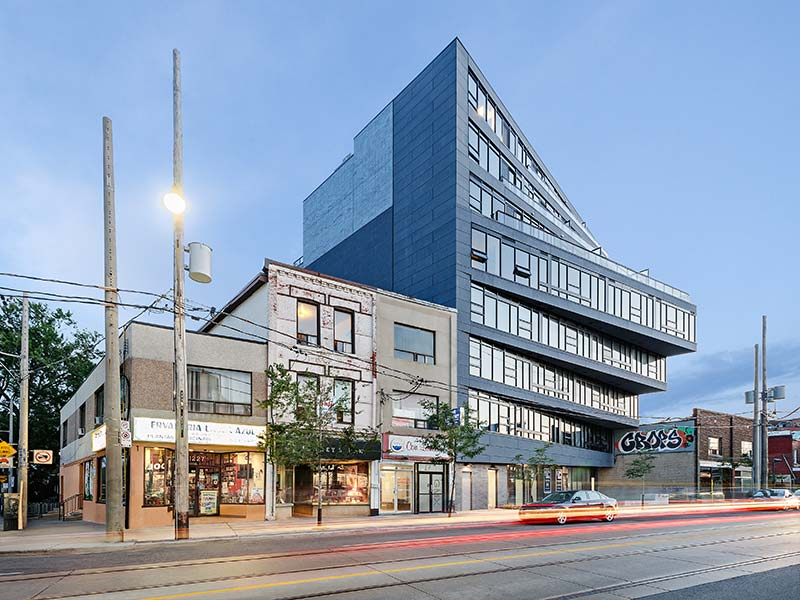 Abacus Lofts / Quadrangle Architects