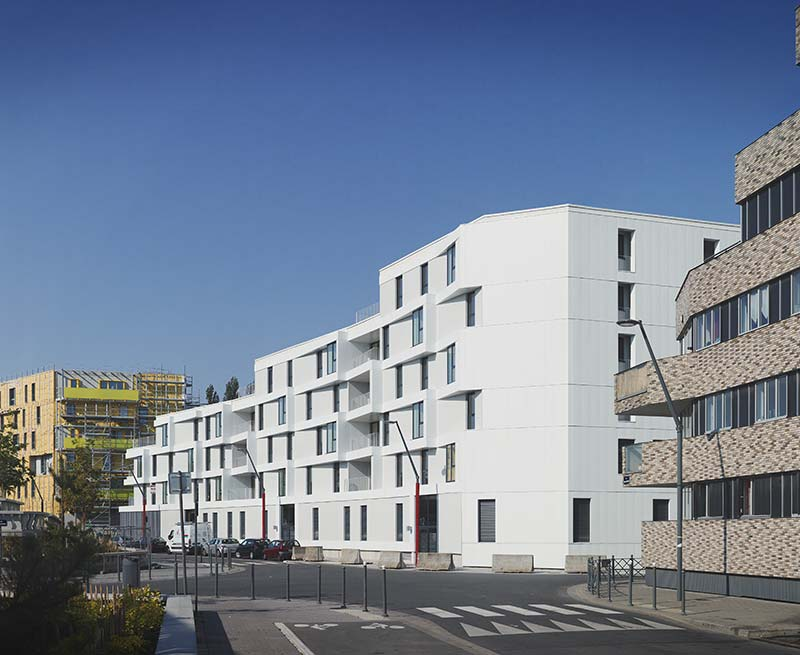 Collective Housing ZAC Arras Europe / Coldefy & Associés Architectes Urbanistes