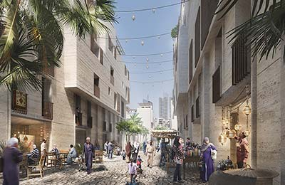 Foster + Partners wins Maspero Triangle District Masterplan Design Competition