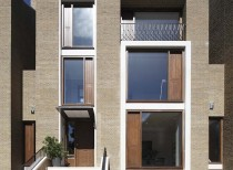Townhouses at Macaulay Road / Squire and Partners