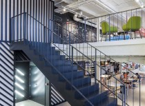 Google Co-working Space / Jump Studios