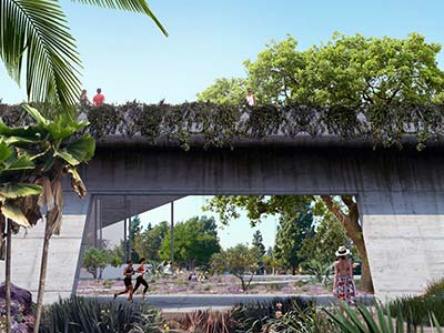 A Plan to Funnel LA's Runoff Water Into a Beautiful Pool