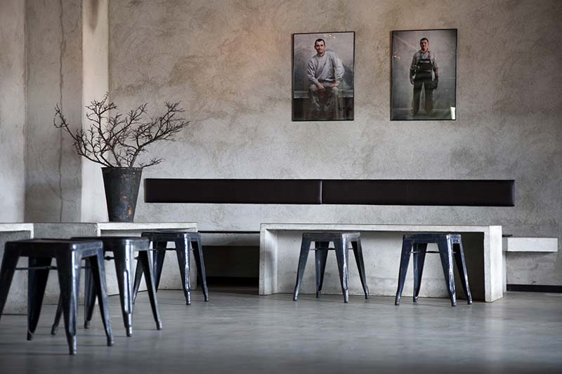 Restaurant & Bar Nazdrowje / Richard Lindvall