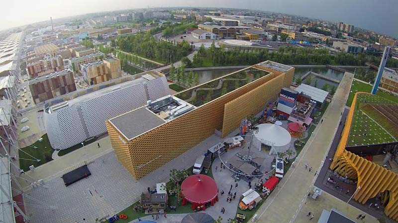 Polish Pavilion at Milan Expo 2015
