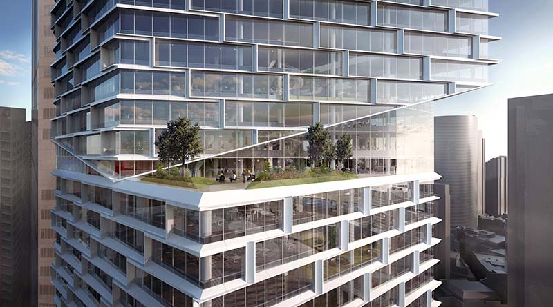 3XN Receives Final City Approval for Sydney's Quay Quarter Tower