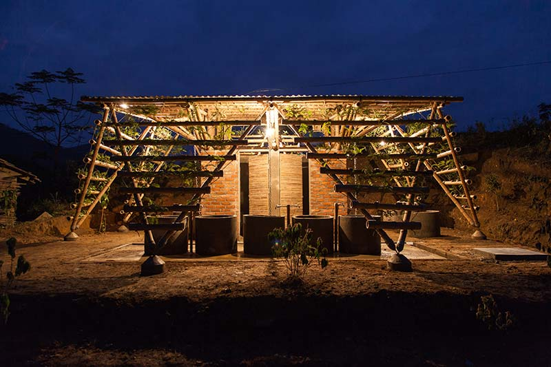 TOIGETATION / H&P Architects
