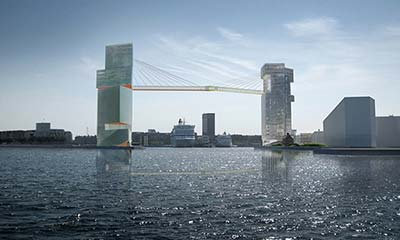 Copenhagen glass-walled bicycle bridge plans abandoned