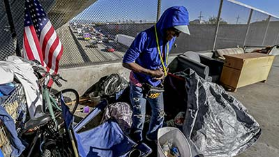 L.A. council declares shelter crisis in effort to help the homeless