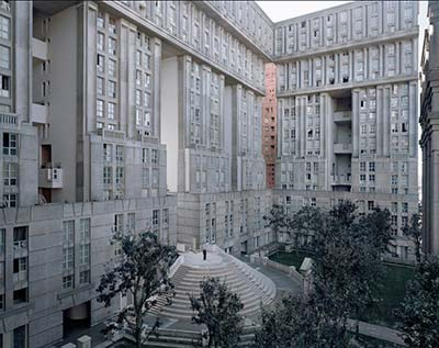 Laurent Kronental: How I captured the soul of Paris' housing giants