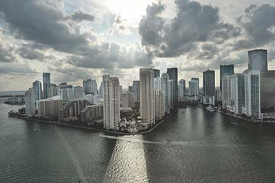 Miami is sinking beneath the sea—but not without a fight