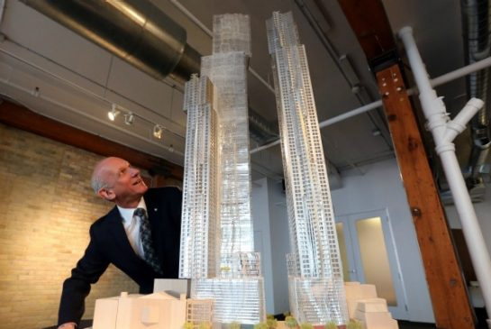 'Starchitects' flocking to Toronto as condo developers look for big name cachet
