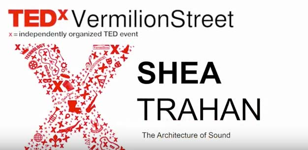 The Architecture of Sound - Shea Trahan
