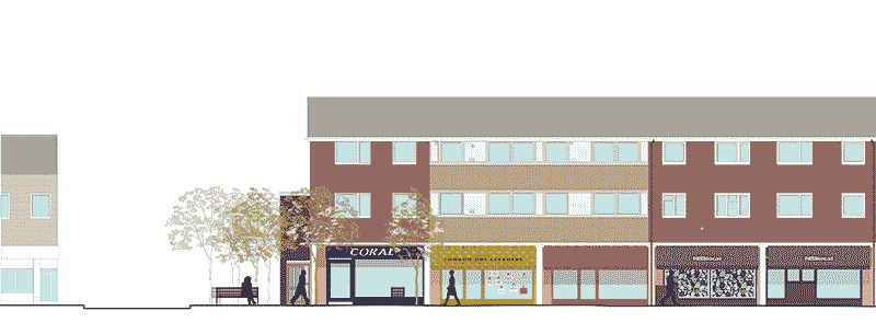 Successful Croydon South End High Street regeneration results in 20% drop in vacancies