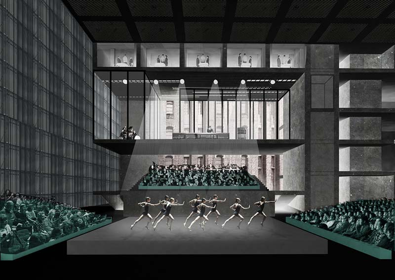 OMA to design The Factory Manchester
