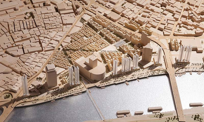 Norman Foster's Cairo redevelopment has locals asking: where do we fit in?