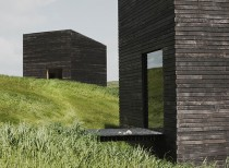 Eyrie Houses / Cheshire Architects