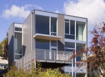 Stair House / David Coleman Architecture
