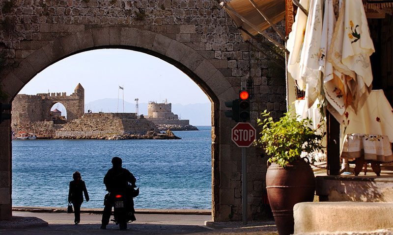 Rhodes reconstruction project will be a colossal gamble for Greece – but it might well pay off